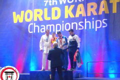 WUKF WORLD KARATE CHAMPIONSHIPS